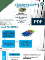 Polimeros Proceso de Mecanizacion