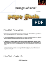 Priya Shah Match Maker