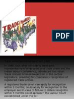 Trade Union Act