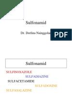 Sulfonamid