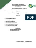 Práctica III Ahorro de Agua Para El Proceso de La Industria El Hilo Negro