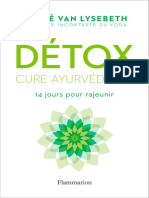 Andre Van Lysebeth - Detox Cure Ayurvedique 2017l