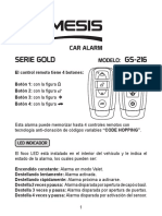 Nemesis Goldseries Userguide Gs-216
