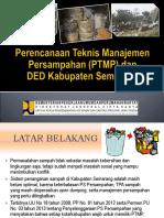 4. PTMP & DED Kab. Semarang