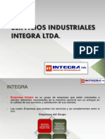Pres. Serv. Industriales Mantencion