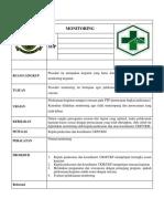 4. SPO Prosedur Monitoring