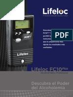 Brochure Fc10plus Spanish