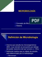 Microbiología, Bacterias