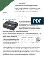 01. La Impresora