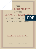 Karim Lahham Intelligibility Tabah Lectures Speeches En