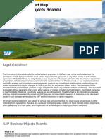 2016Nov_SAP BusinessObjects Roambi Road Map