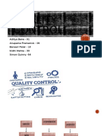 Operations Management Quality control