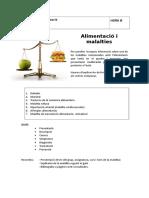Alimentació i Malalties