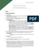 Apuntes Derecho Sucesorio UMSA