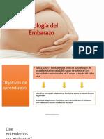 Fisiología Del Embarazo Clase 2