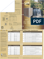 Commerial Aspen Cooler Brochure
