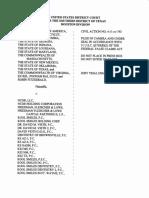 Benevis - Kool Smiles Dental Centers Federal False Claims Act Complaint - Robin Fitzgerald, Poonam Rai Relator