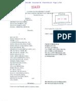 Benevis - Kool Smiles Dental Centers False Claims Act Complaint - Christina Bowne Relator