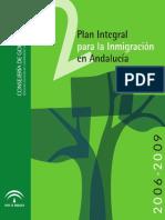 II Plan Integral Para La Inmigracion en Andalucia