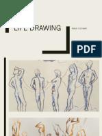 Life Drawing Compilation