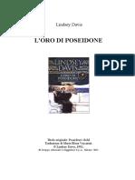 Lindsey Davis - L'Oro Di Poseidone