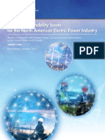 Priority Sustainability Issues for the North American Electric Power Industry