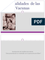 1_Generalidades de Las Vacunas y Vacunologia 2016