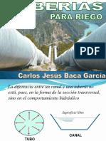 01. Listo 08.- Hidraulica de Las Tuberias