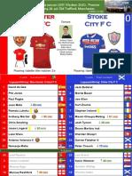 Premier League 180115 round 23 Manchester United - Stoke 3-0