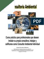 Curso La Consultoria Ambiental