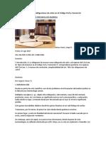 DOCTRINA  en El Código Civil y Comercial