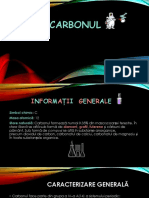 carbonul ppt