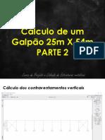 Cálculo Do Galpão Pt2 3