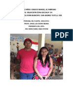 Fotos Personal y Presidenta Del Ceps