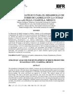 Análisis Para Desarrollo de Ladrilleros en Saltillo-2015