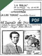 A Los Toros- PD Torero - E. CHAVEZ G.
