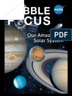 hubble focus our amazing solar system