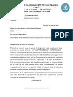 Oficio Dr. Valdivia