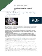 Financial Times 2016_10_10 Pound remains under pressure as negative sentiment persists.pdf