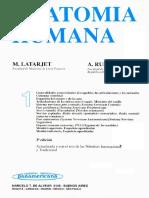 01-ANATOMÍA HUMANA. Tomo 1 – M. Latarjet, A. Ruiz Liard-(3era Edición).pdf