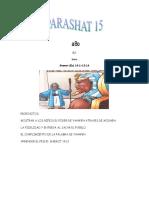 Parashat Bo # 15 Inf 6017