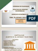 Derecho Economico Exposicion Capitulo III Acapite IV