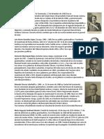 Vicepresidentes de Guatemala