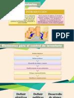 Administración y Tipo de Inventarios