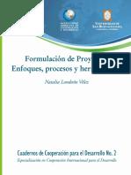 Formulacion de Proyectos.-libre