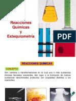reacciones quimicas y estequiometria  2017-II.pptx