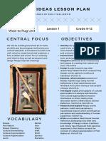 website crc lesson plan