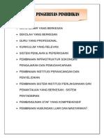 5 Fokus Pengurusan Pendidikan