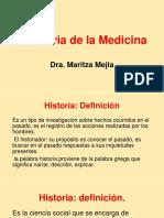 Primer Parcial Historia de La Medicina