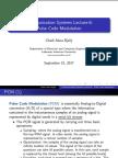 Lecture06 PCM